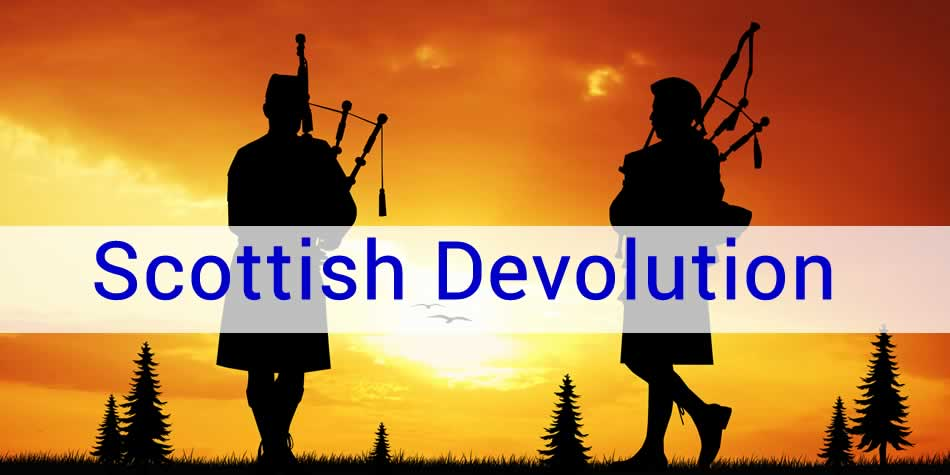 representation of Scottish Devolution